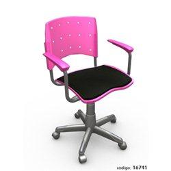 Cadeira Tn 02 Rosa Translucido tiff33