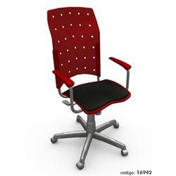 Cadeira Tn 03 Vermelho